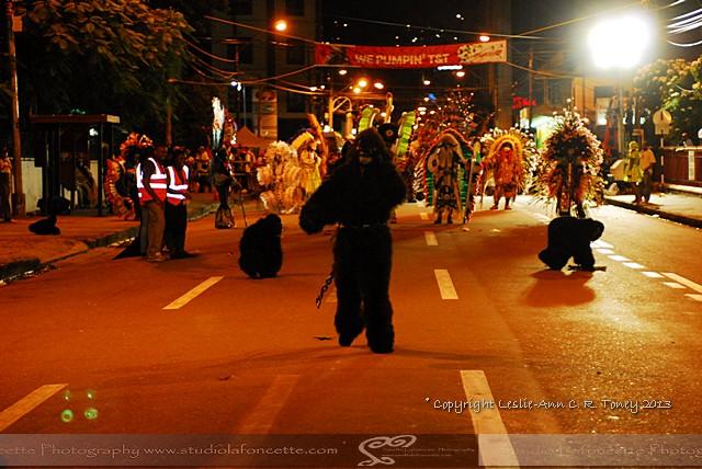 Traditional Mas