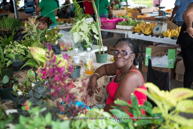 Point Fortin Farmers' Market